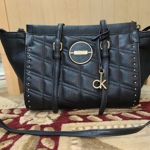 Calvin Kllein Black Handbag